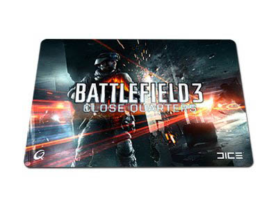 QPAD CT Pro Gaming Mouse Pad BF3 Close Quarters L.E.