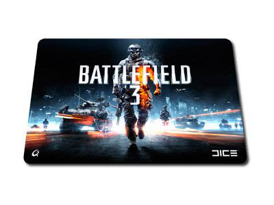 QPAD CT Pro Gaming Mouse Pad BF3 L.E.